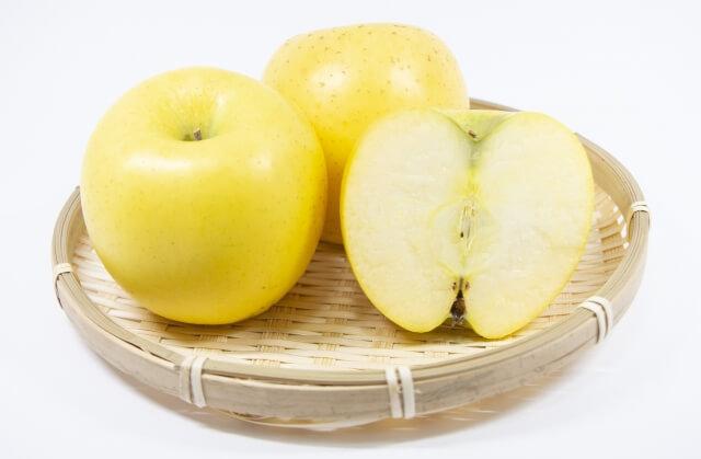 奥久慈りんご 種類 シナノゴールド 大子町