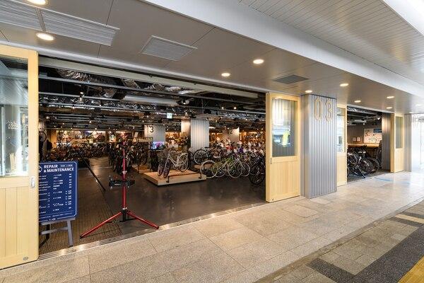 茨城 サイクリング サイクリングリゾート プレイアトレ土浦
