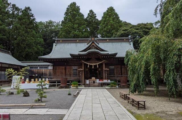水戸 神社めぐり 御朱印 おすすめ 常陸第三宮 吉田神社