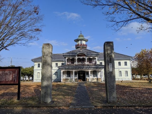 茨城県立歴史館 旧水海道小学校本館