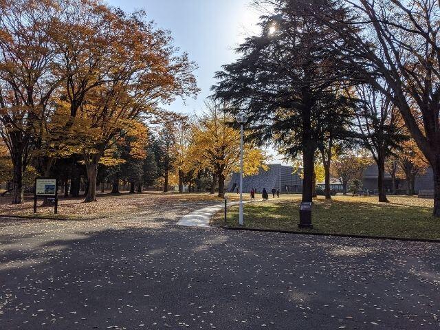 茨城県立歴史館 入口