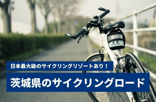 茨城 サイクリング サイクリングロード