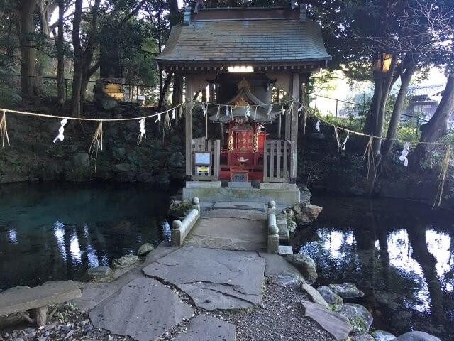 泉神社 日立市