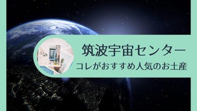 筑波宇宙センター お土産 人気 ランキング