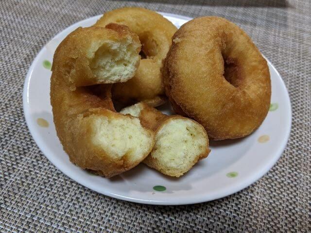 佐白山のとうふ屋 人気 豆乳ドーナッツ