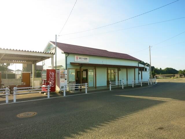 阿字ヶ浦海水浴場 アクセス 阿字ヶ浦駅 ひたちなか鉄道湊線