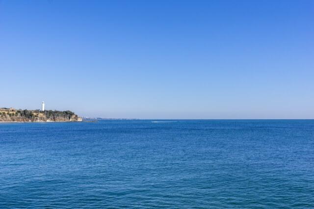 久慈浜海水浴場 久慈浜海岸 海 茨城県日立市