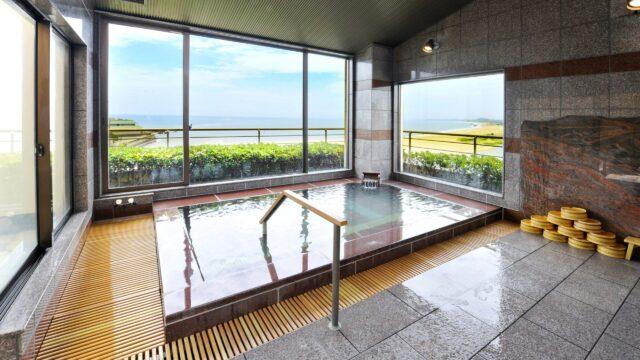 北茨城 温泉 日帰り としまや 月浜の湯 大浴場